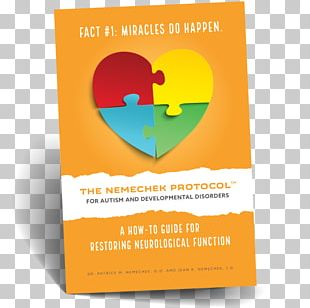 The Nemechek Protocol For Autism And Developmental Disorders: A How-To Guide For Restoring Neurological Function Amazon.com Child PNG