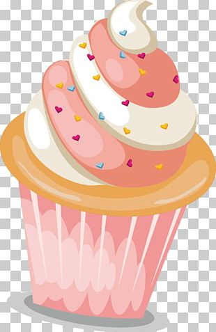 Cupcake Sundae Bakery PNG