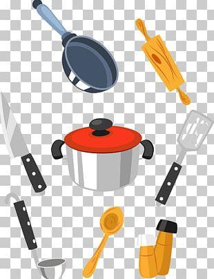 Kitchen Cartoon PNG