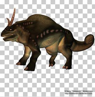 Tyrannosaurus Dinosaur Hadrosaurus PNG