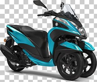 Yamaha Motor Company Scooter Car Motorcycle Yamaha Tricity PNG