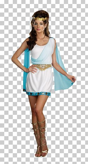 Halloween Costume Clothing Greek Dress Goddess PNG