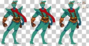 Costume Design Cartoon Legendary Creature PNG
