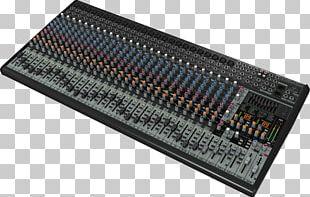 Microphone Audio Mixers Behringer Eurodesk SX3242FX BEHRINGER Eurodesk SX2442FX PNG