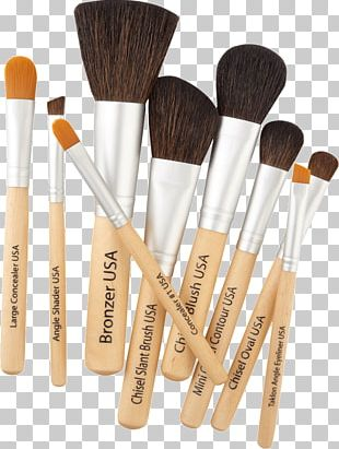 Mineral Cosmetics Makeup Brush Rouge PNG