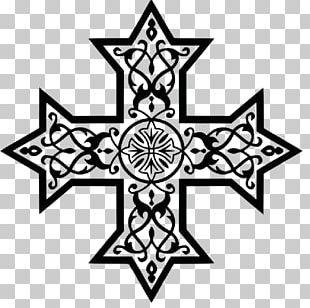 Coptic Cross Coptic Orthodox Church Of Alexandria Copts Christian Cross Eritrean Orthodox Tewahedo Church PNG