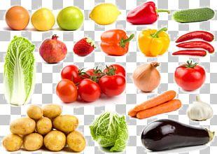 Bell Pepper Vegetable Fruit Tomato Food PNG