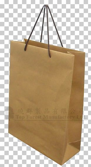 Paper Bag Shopping Bags & Trolleys Plastic Bag Kraft Paper PNG