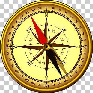 Compass Euclidean PNG