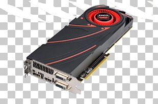 Graphics Cards & Video Adapters AMD Radeon Rx 200 Series Graphics Processing Unit Advanced Micro Devices PNG