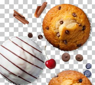Muffin Chocolate Chip Baking Recipe Biscuits PNG