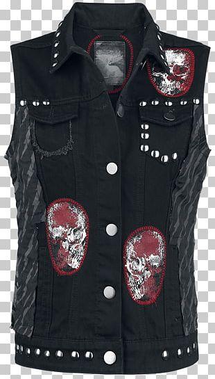T-shirt Waistcoat Rock Music Bodywarmer Clothing PNG