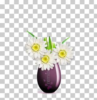 Floral Design Vase Cut Flowers PNG