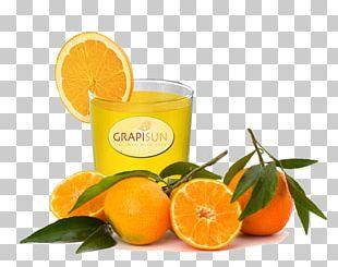 Clementine Orange Juice Orange Drink Lemon-lime Drink PNG
