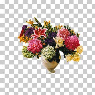 Flower Bouquet Garden Roses PNG