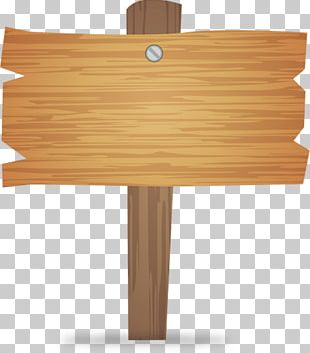 Wood Billboard PNG