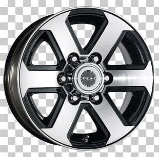 Car Alloy Wheel Motor Vehicle Tires Autofelge PNG