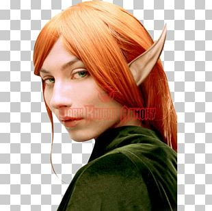 Ear Elf Pixie Prosthesis Foam Latex PNG