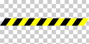 Caution Tape Stripes PNG