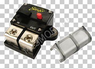 Circuit Breaker Fuse Ampere Electrical Network Wiring Diagram PNG