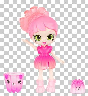 Amazon.com Shopkins Doll Collectable Toy PNG