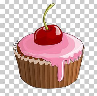 Cupcake Icing Christmas Cake PNG