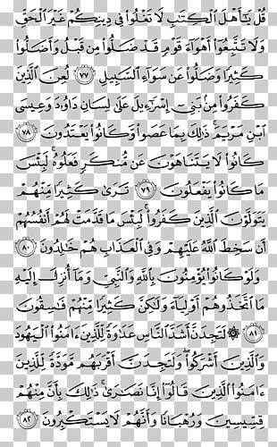 Qur'an An-Nisa Al-Mulk Hud Yunus PNG
