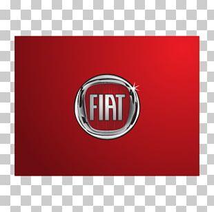Fiat Automobiles Logo Brand PNG