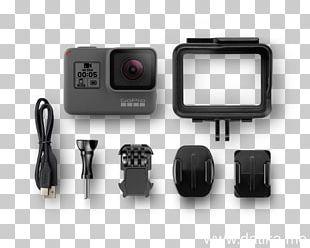 GoPro HERO5 Black Video Cameras 4K Resolution PNG