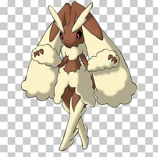 Pokémon X And Y Lopunny Pokémon Sun And Moon Buneary PNG