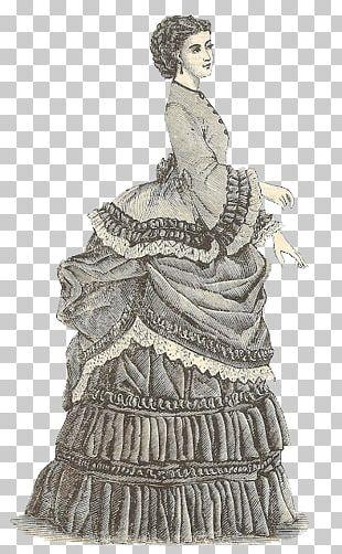 Fashion Illustration French Fashion Victorian Fashion Fashion Design PNG