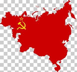 History Of The Soviet Union Second World War Russian Revolution Flag Of The Soviet Union PNG