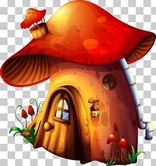 House Mushroom Stock Photography PNG