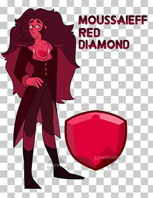 Moussaieff Red Diamond Gemstone PNG