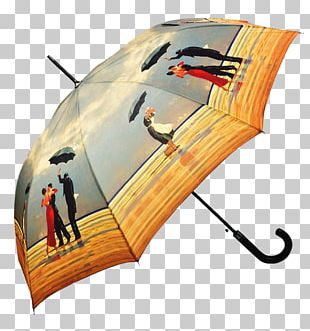 The Singing Butler The Umbrellas Artist Painting PNG
