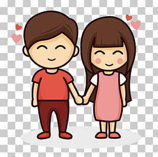 Drawing Couple PNG