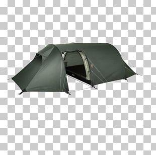 Tent Fjällräven Backpacking Hiking Camping PNG