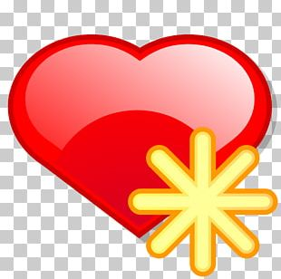 Line Heart PNG