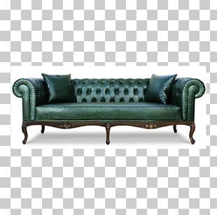 Couch Furniture Tufting Chair Living Room PNG