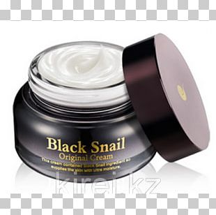 Snail Slime Mizon Black Snail All In One Cream Cosmetics PNG