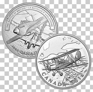 Coin Battle Of Britain Second World War United Kingdom Short Stirling PNG