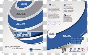 Flyer Advertising Business PNG