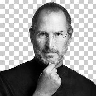 ICon: Steve Jobs Apple PNG