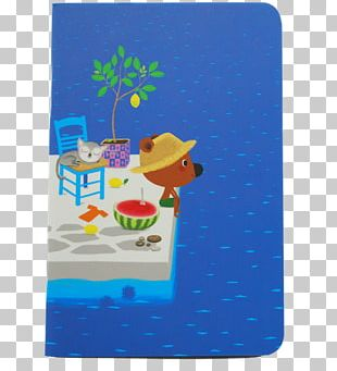 Notebook Textile Exercise Book Animal PNG