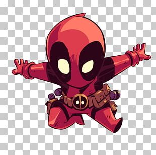 Deadpool Wolverine YouTube Comics Art PNG