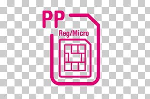 Telephony Logo Pink M PNG