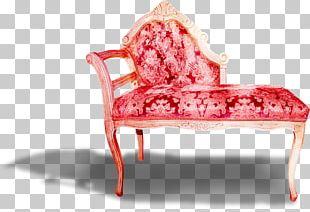 Table Chaise Longue Chair Furniture PNG