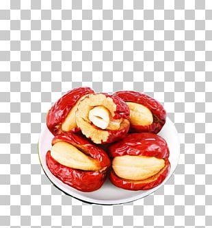 Jujube Dessert Snack Cashew PNG