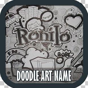 Doodle Graffiti Art Name Art Name PNG