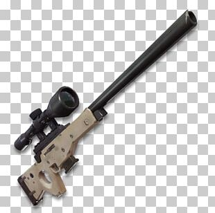 Fortnite Battle Royale Bolt Action Sniper Rifle PNG